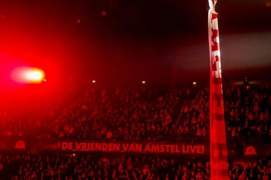 Vrienden Van Amstel Live